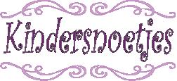 Het logo van het kindersnoetjesteam