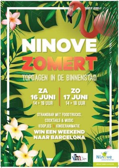 Ninove Zomert 2018