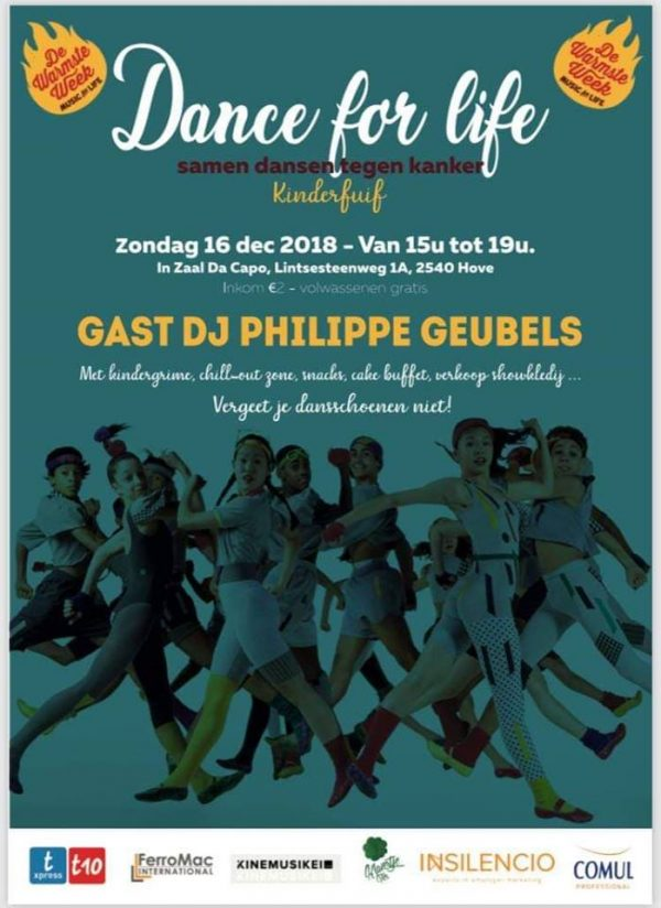 Dance for life affiche