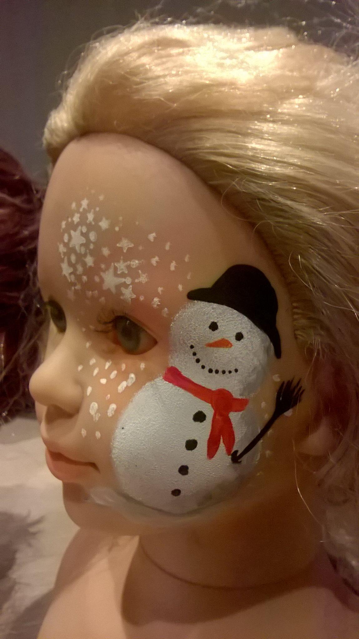kindergrime_sneeuwman